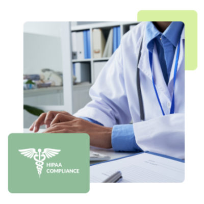 HIPAA compliance to support industry standards and regulations